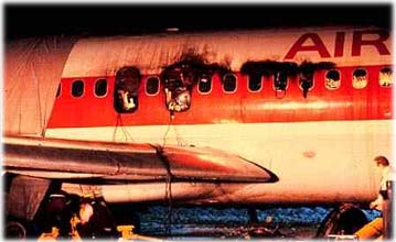Fires In Airliner Lavatories A Potted History