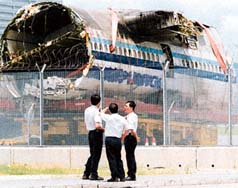AIRCRAFT ACCIDENT REPORT - United Flight 811 United Airlines Flight 811 Human Remains